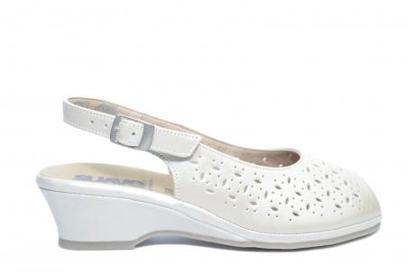 Sandale Piele Naturala Bej Amelie0