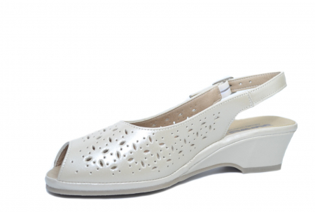 Sandale Piele Naturala Bej Amelie2