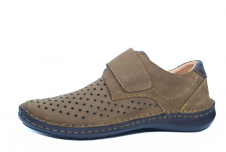 Pantofi Casual Barbati Piele Naturala Maro Esteban B000432