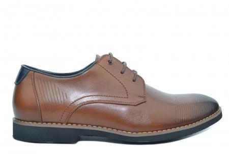 Pantofi Barbati Piele Naturala Maro Horia B00031 [0]