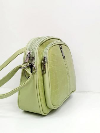 Geanta Dama Piele Verde Larisa G007242