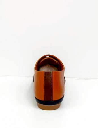 Pantofi Casual Piele Naturala Bleumarin Eluise D026998