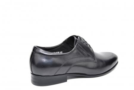 Pantofi Barbati Piele Naturala Negri Andy B000143