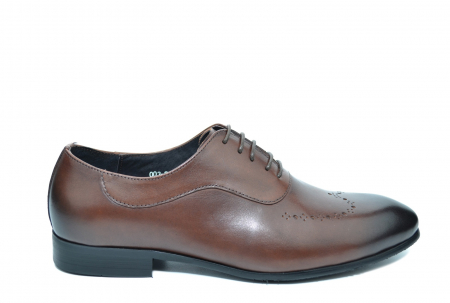 Pantofi Barbati Piele Naturala Maro Bailey B00016 [0]