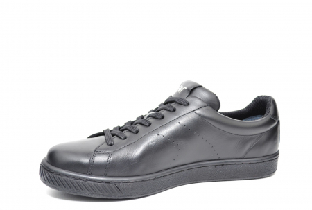 Pantofi Barbati Piele Naturala BIT Negri Beckham B000184