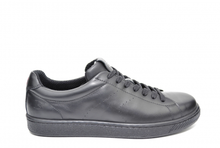 Pantofi Barbati Piele Naturala BIT Negri Beckham B000186