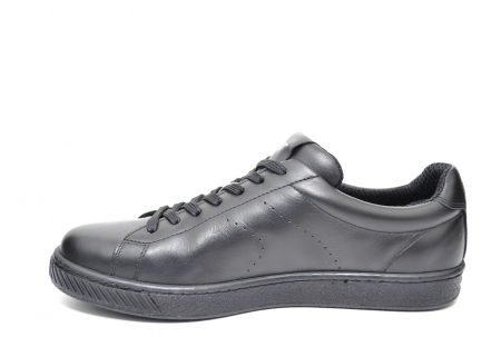 Pantofi Barbati Piele Naturala BIT Negri Beckham B000187