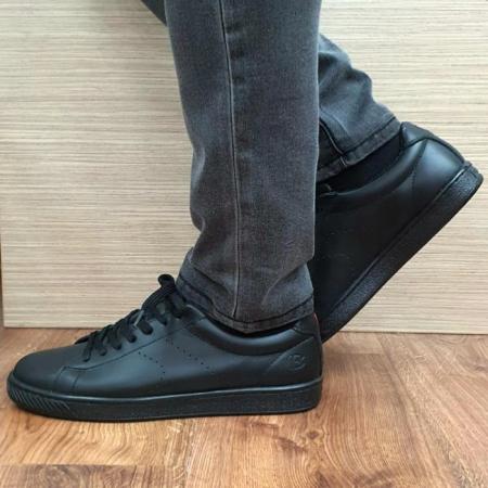 Pantofi Barbati Piele Naturala BIT Negri Beckham B000181