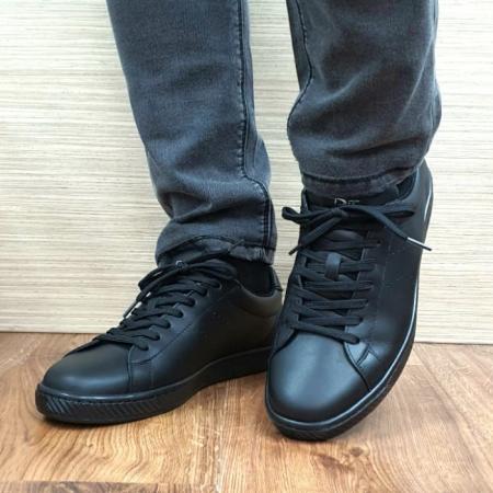 Pantofi Barbati Piele Naturala BIT Negri Beckham B000180