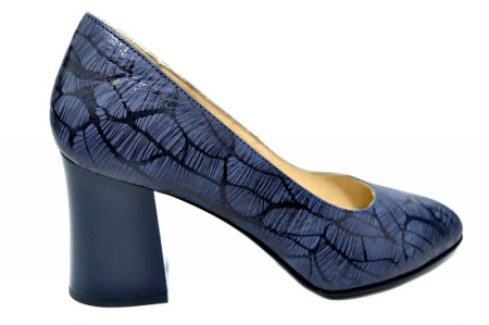 Pantofi Piele Dalia0