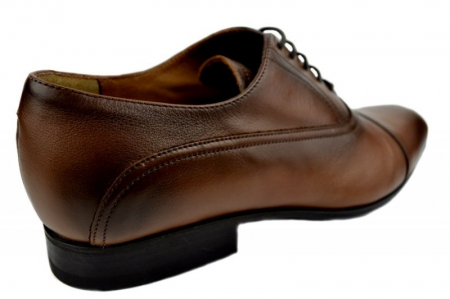 Pantofi Barbati Piele Naturala Maro Denis Aiden B000043