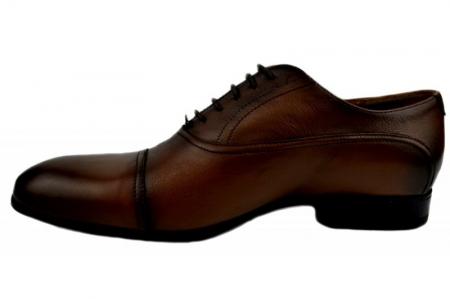 Pantofi Barbati Piele Naturala Maro Denis Aiden B000041
