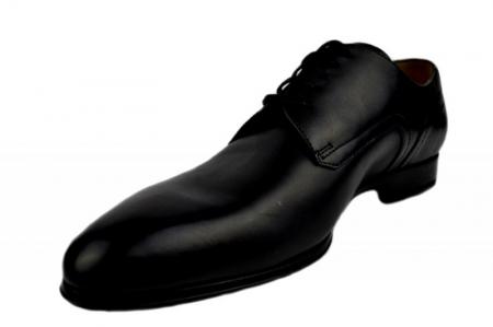 Pantofi Barbati Piele Naturala Negri Denis Lucas B000082