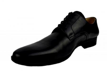 Pantofi Barbati Piele Naturala Negri Denis Mason B000072
