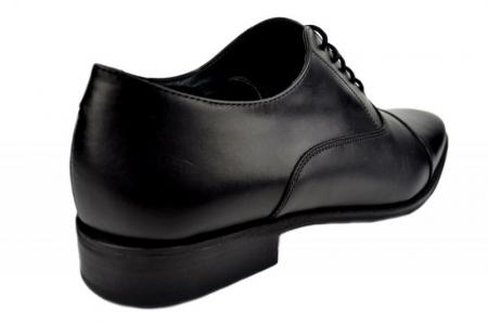 Pantofi Barbati Piele Naturala Negri Denis Oliver B000063