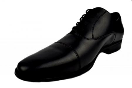 Pantofi Barbati Piele Naturala Negri Denis Oliver B000062