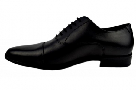 Pantofi Barbati Piele Naturala Negri Denis Oliver B000061