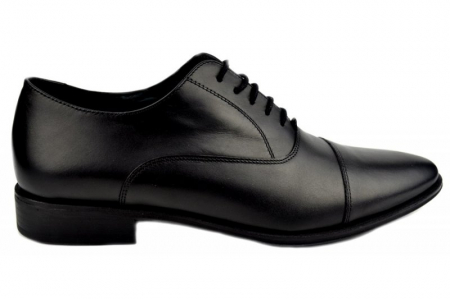Pantofi Barbati Piele Naturala Negri Denis Oliver B000060