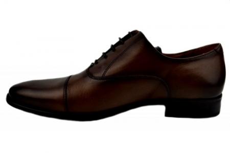 Pantofi Barbati Piele Naturala Maro Denis Oliver B000051