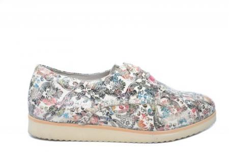 Pantofi Casual Piele Naturala Kalista D020389