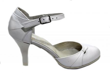 Pantofi Piele Marta0