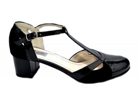 Pantofi Piele Matheo Helene0
