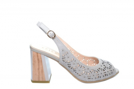 Sandale Piele Narcisa0