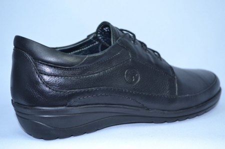 Pantofi Dama Piele Naturala Negri Antonellia4