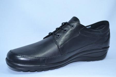 Pantofi Dama Piele Naturala Negri Antonellia2