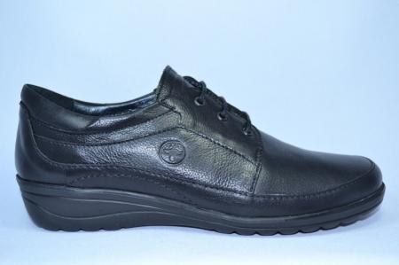 Pantofi Dama Piele Naturala Negri Antonellia0