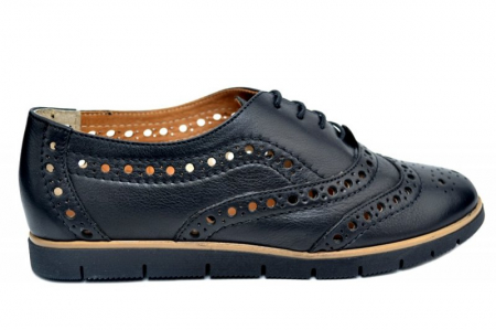 Pantofi Piele Randa0
