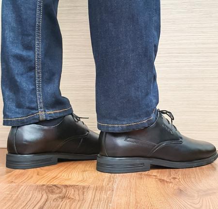 Pantofi Barbati Piele Naturala Otter Filip B000991