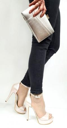 Sandale Dama Piele Naturala Nude Martha D02742 [5]