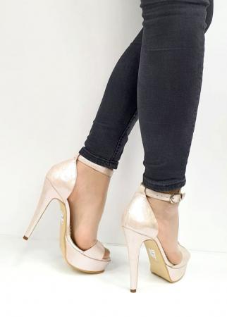 Sandale Dama Piele Naturala Nude Martha D02742 [2]
