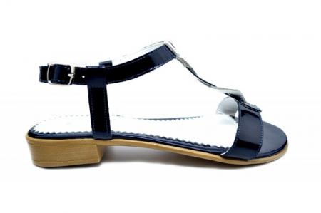 Sandale Piele Isabella D01711 [0]