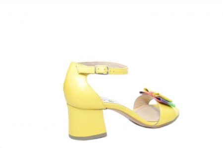 Sandale Piele Corvaris Perla3