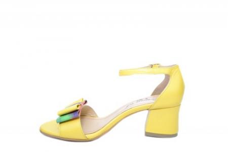 Sandale Piele Corvaris Perla1