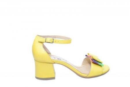 Sandale Piele Corvaris Perla0