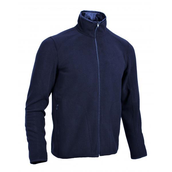Bluza Sport din Fleece cu Fermoar [0]