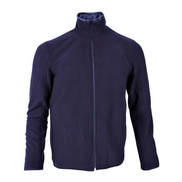 Bluza Sport din Fleece cu Fermoar [1]