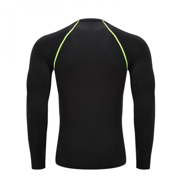 Bluză corp LAZO THERMAL BK Negru [1]