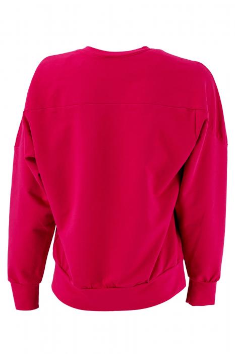 Bluza lejera ciclam 1