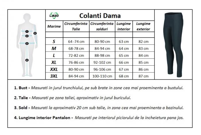 Colanti Dama - LAZO SPRING WIN 4
