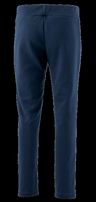 Pantaloni bleumarin pentru femei 2