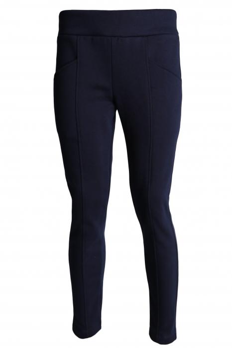 Pantalon Damă ENVY LAZO  , Bleumarin 0