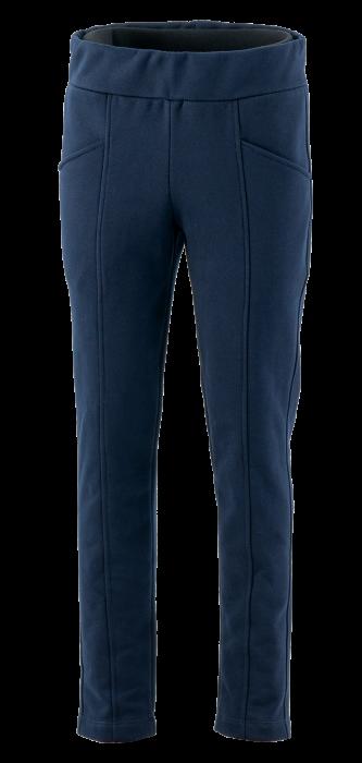 Pantaloni bleumarin pentru femei 1