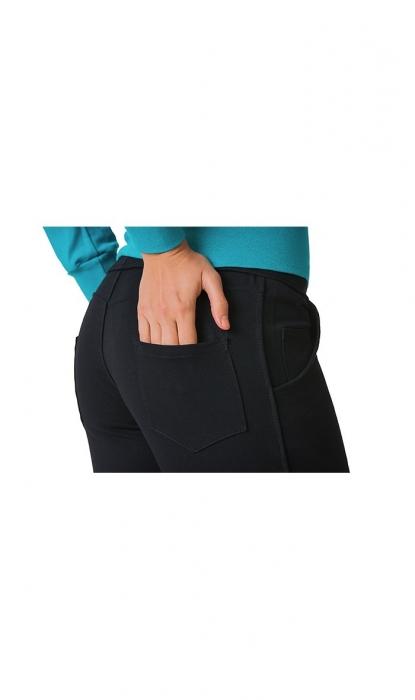 Pantalon Damă LAZO URBAN STYLE AW Bleumarin 1