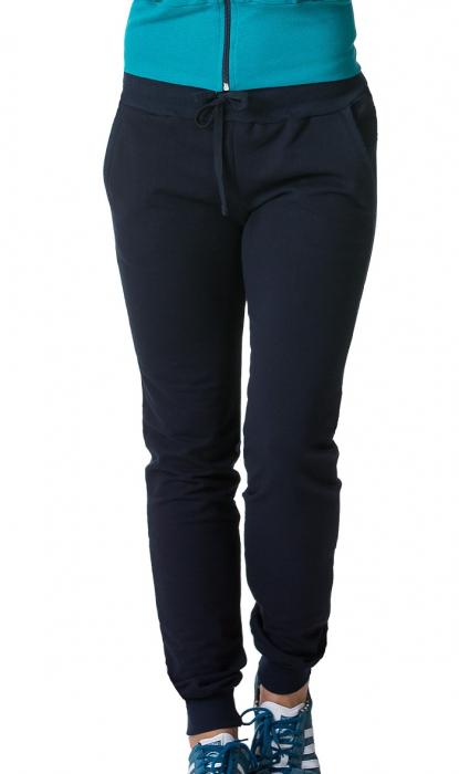 Pantalon Damă LAZO ORIGINALS KTB, Negru 1