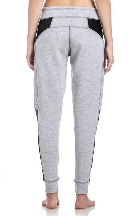 Pantalon Damă Lazo Relax, Gri 2