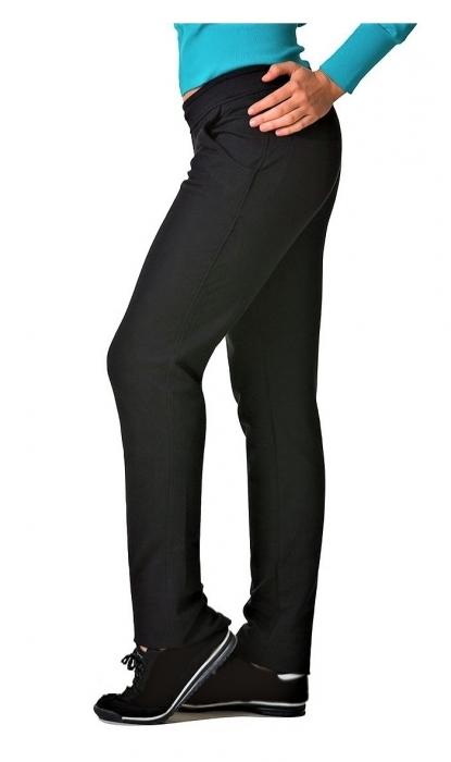 Pantalon Damă LAZO URBAN STYLE, Negru 2